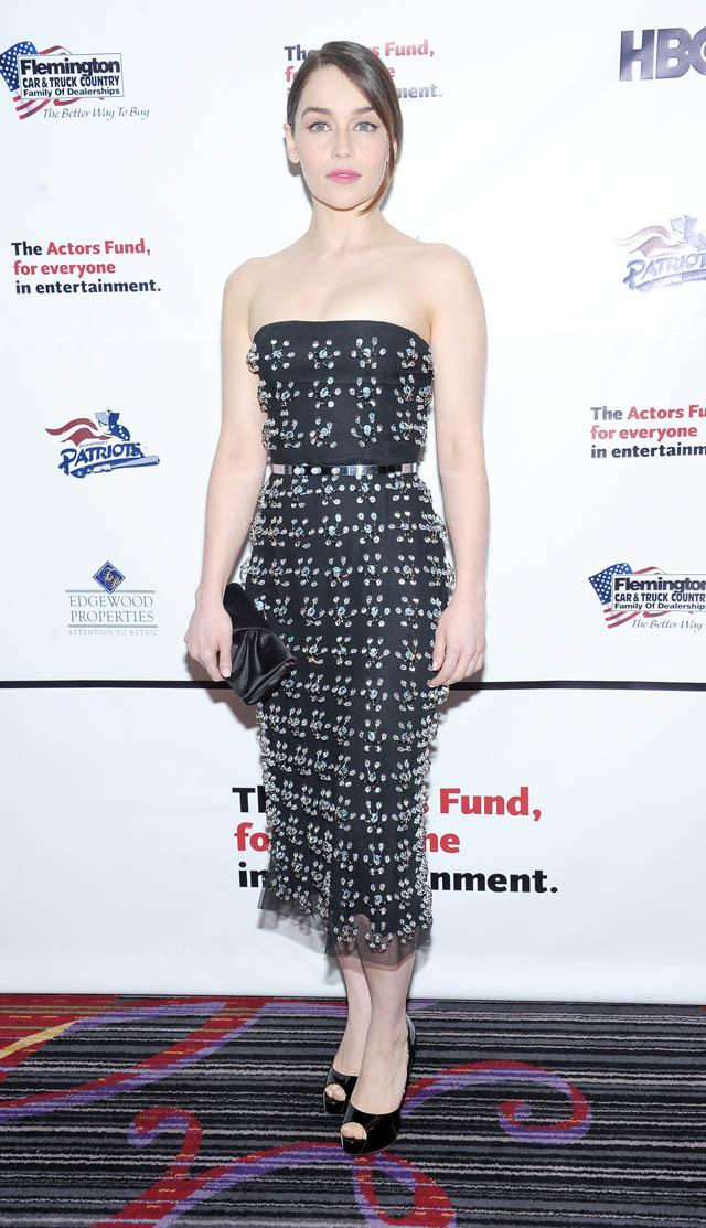 2013 Actors Fund's Annual Gala Honoring Robert De Niro - Arrivals