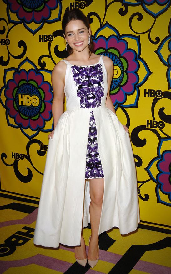 Emmy 2012, vestido Chanel.