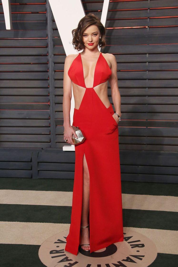 Festa pos Oscar da Vanity Fair em 2016