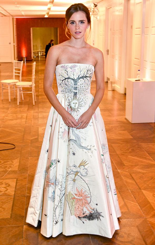 Vestido Dior - ELLE Style Awards - fevereiro de 2017