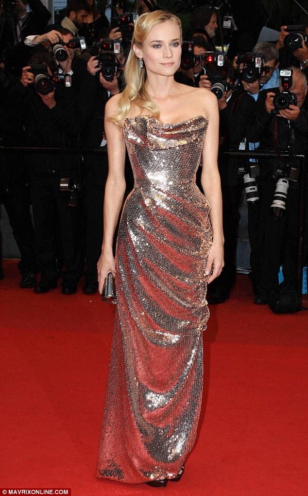 Festival de Cannes 2012 - vestido Vivienne Westwood