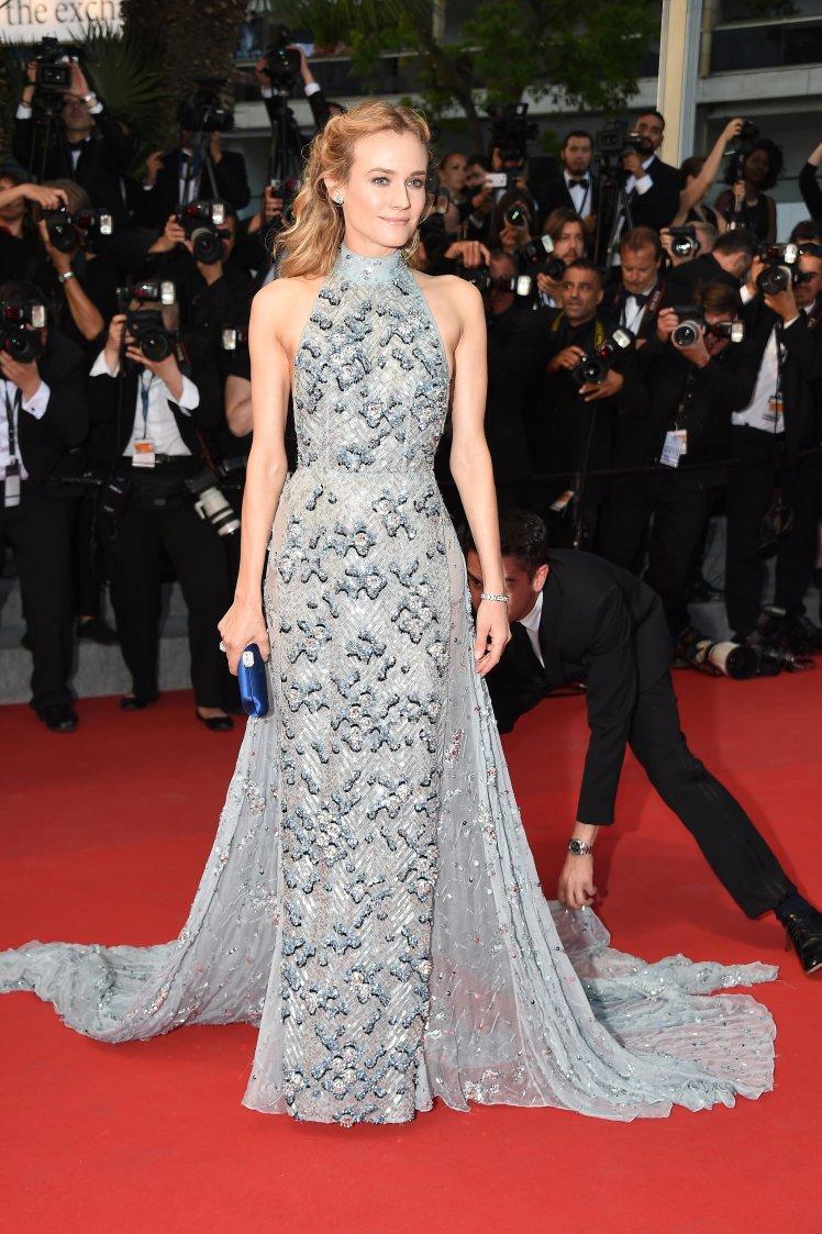 Festival de Cannes 2015 - vestindo Prada