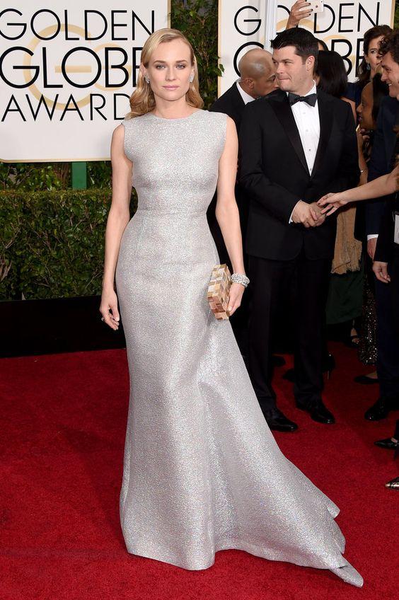 Globo de Ouro 2015 - vestido Emilia Wickstead
