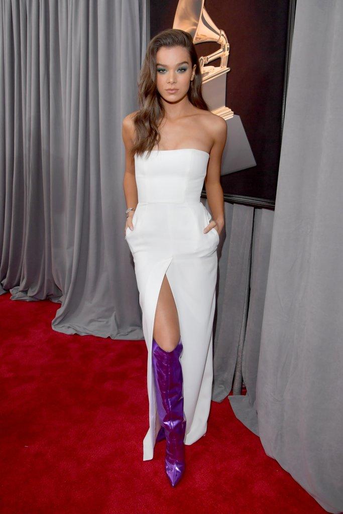 Hailee-Steinfeld-Dress-Grammys-2018